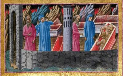 La lotta all'eresia negli affreschi