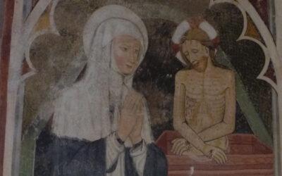 Qualche itinerario artistico fra '300 e '500 per una diocesi di confine.