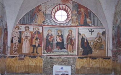Sant'Antonio a Niella Tanaro