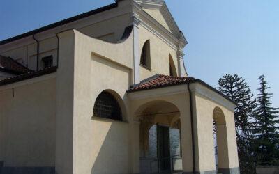 Santi Pietro e Paolo a Vicoforte Fiamenga