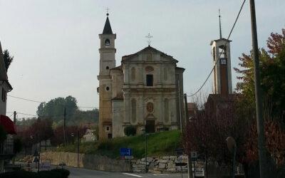 Santuario Madonna della Neve a Clavesana