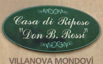 Casa di Riposo Don B. Rossi di Villanova Mondovì