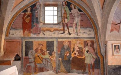 Castellino Tanaro – Cappella San Rocco