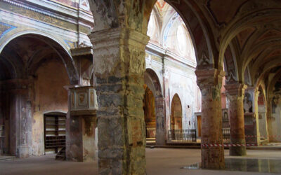 Villanova Mondovì – Antica Chiesa di Santa Caterina